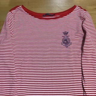 ラルフローレン(Ralph Lauren)のラルフローレン ボーダー Tシャツ 長袖(Tシャツ(長袖/七分))