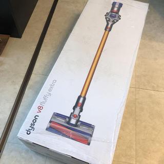 ダイソン(Dyson)のダイソン 掃除機 v8 fluffy extra sv10(掃除機)