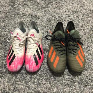 adidas - サッカー スパイク アディダス エックス19.1