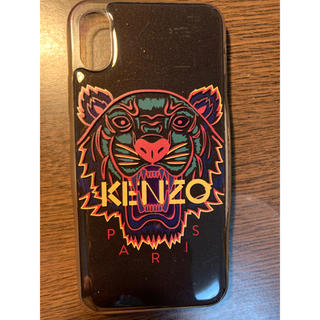ケンゾー(KENZO)のKENZO iPhone xs(iPhoneケース)