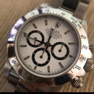 ロレックス(ROLEX)の16520 デイトナ 純正白文字盤 修理用パーツ一式(腕時計(アナログ))