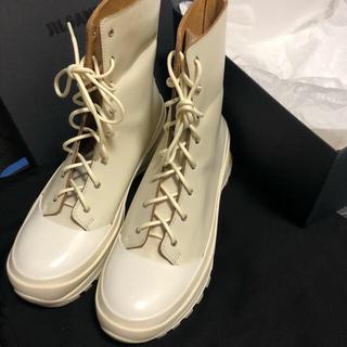 ジルサンダー(Jil Sander)のJil sander 19aw 新品 破格!!(ブーツ)