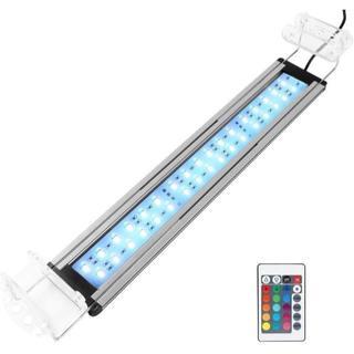 LEDGLE アクアリウム ライト 水槽ライト LED 魚ライト 37~60CM(天井照明)