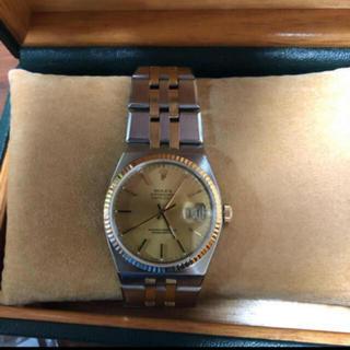 ロレックス(ROLEX)のロレックス Rolex デイトジャスト フルコンプリート(腕時計(アナログ))