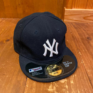ニューエラー(NEW ERA)のニューエラキャップ キッズキャップ(帽子)