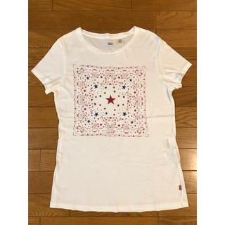 リーバイス(Levi's)のLEVI'SレディースTシャツ(Tシャツ(半袖/袖なし))