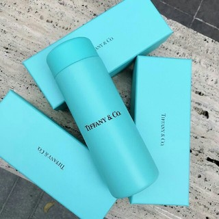 ティファニー(Tiffany & Co.)の今日限定ティファニーステンレスミニボトル200mlブルーボックス入り(日用品/生活雑貨)