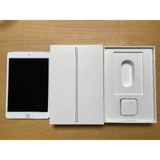 アップル(Apple)のiPad mini 4 Cellular docomo オマケで純正ケース付(タブレット)