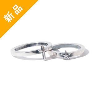 グラム(glamb)の定価1.1万・新品★glamb スターリング 指輪 One point ring(リング(指輪))