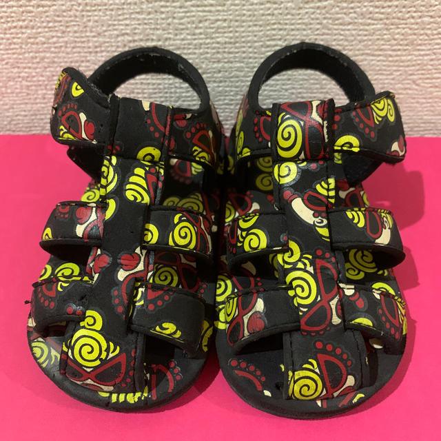 HYSTERIC MINI(ヒステリックミニ)のサンダル キッズ/ベビー/マタニティのキッズ靴/シューズ(15cm~)(サンダル)の商品写真