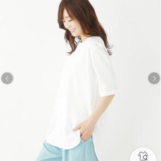 オペークドットクリップ(OPAQUE.CLIP)のTシャツ(Tシャツ(半袖/袖なし))