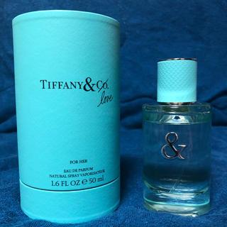 ティファニー(Tiffany & Co.)の【ティファニー】ティファニー&ラブ オードパルファム FOR HER(ユニセックス)