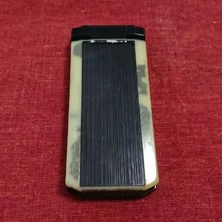 エヌティティドコモ(NTTdocomo)の【難あり】ドコモ SH905i ブラック ガラケー本体(携帯電話本体)