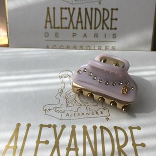アレクサンドルドゥパリ(Alexandre de Paris)の新品☆  アレクサンドル ドゥ パリ ヴァンドーム クリップ small (バレッタ/ヘアクリップ)