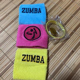 ズンバ(Zumba)のZUMBA リストバンド、ラバーバンド(ダンス/バレエ)