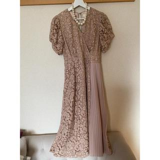 リリーブラウン(Lily Brown)のLilyBrown♡ドレス(ミディアムドレス)