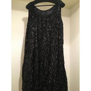 グレースコンチネンタル(GRACE CONTINENTAL)のグレースコンチネンタル ブラック  ワンピース サイズ36 S(その他ドレス)