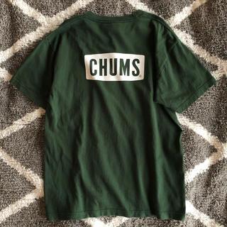 チャムス(CHUMS)のCHUMS×FREAK'S STORE 別注 ブービー バックプリントTシャツ(Tシャツ(半袖/袖なし))