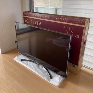 LG Electronics - LG 55インチ4K対応液晶テレビ 55UK6300PJF HDR対応