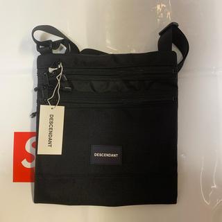 ロンハーマン(Ron Herman)のdescendant サコッシュ rgde bag 黒 ショルダーバッグ(ショルダーバッグ)