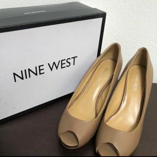 ナインウエスト(NINE WEST)の●NINE WEST● ナインウエスト パンプス レディース 箱付き(ハイヒール/パンプス)