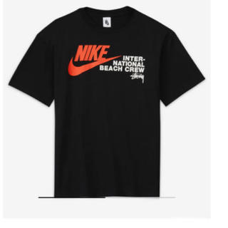 ステューシー(STUSSY)の値下げ!STUSSY × NIKE のTシャツ即購入OK ナイキ ストゥーシー(Tシャツ/カットソー(半袖/袖なし))