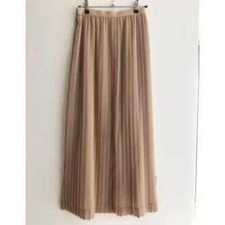 デミルクスビームス(Demi-Luxe BEAMS)のオーラリー プリーツスカート(ロングスカート)