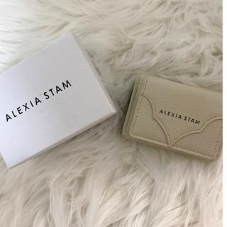アリシアスタン(ALEXIA STAM)のalexiastam ウォレット(財布)