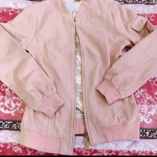 レディー(Rady)のrady ピンクジャケット(ノーカラージャケット)