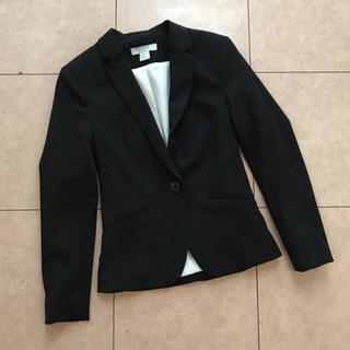 エイチアンドエム(H&M)のテーラードジャケット 155cm(ドレス/フォーマル)