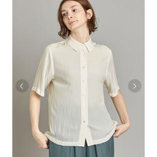 スティーブンアラン(steven alan)のsteven alan のシャツ(シャツ/ブラウス(半袖/袖なし))