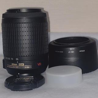 Nikon -  NIKON AF-S DX VR Zoom Nikkor 55-200 ニコン