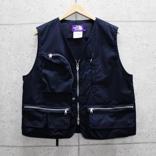 THE NORTH FACE - ノースフェイス パープルレーベル ベスト 65/35 Angler Vest