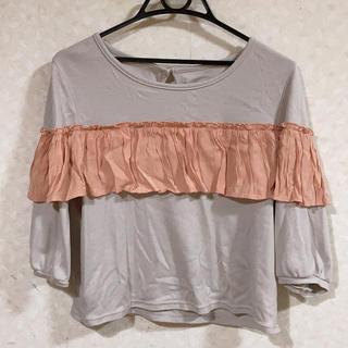 ミスティック(mystic)のミスティック トップス(Tシャツ(長袖/七分))