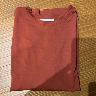 ケービーエフ(KBF)のケービーエフ カットソー  五分袖 秋服 Tシャツ(カットソー(半袖/袖なし))