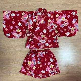 サンリオ(サンリオ)の甚平 女の子(甚平/浴衣)