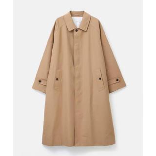 コモリ(COMOLI)のgraphpaper 19aw sutencollar coat(ステンカラーコート)