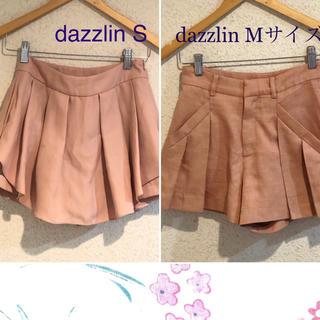 ダズリン(dazzlin)の*ダズリンのスカート とパンツ*(ミニスカート)