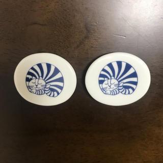 Lisa Larson - リサラーソン 箸置き 陶器