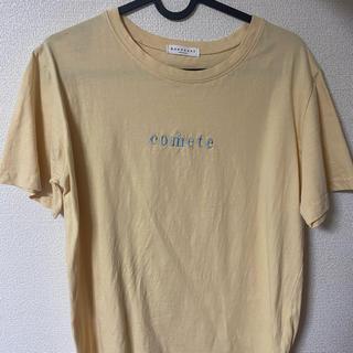 ディーホリック(dholic)のdholic   イエローTシャツ(Tシャツ/カットソー(半袖/袖なし))