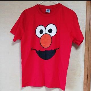 セサミストリート(SESAME STREET)の【エルモ】Tシャツ(Tシャツ(半袖/袖なし))