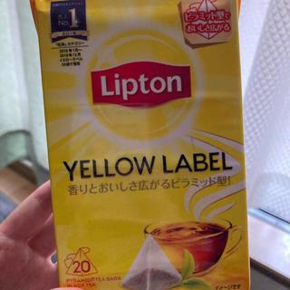 リプトン イエローラベル 20袋(茶)