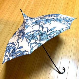 クリスタルジェミー 日傘〔晴雨兼用  〕