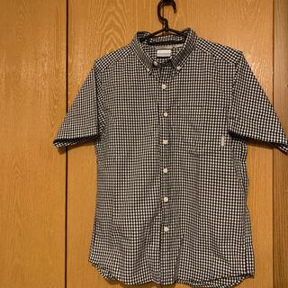コロンビア(Columbia)のコロンビア  半袖チェックシャツ(シャツ)