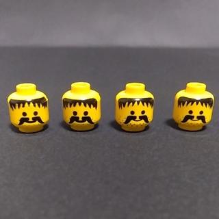レゴ(Lego)のレゴ お城シリーズヒゲヘッドB(積み木/ブロック)