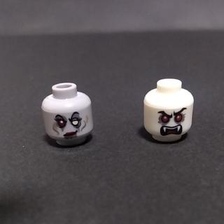 レゴ(Lego)のレゴ モンスターファイター ドラキュラゾンビヘッド(積み木/ブロック)
