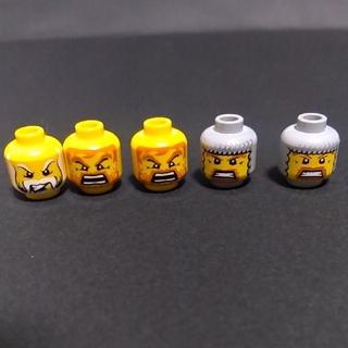 レゴ(Lego)のレゴ バイキングヘッド(積み木/ブロック)