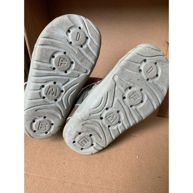BREEZE(ブリーズ)のBREEZE×IFMEコラボ 水抜きサンダル キッズ/ベビー/マタニティのキッズ靴/シューズ(15cm~)(サンダル)の商品写真