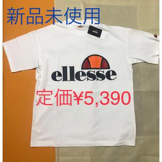 エレッセ(ellesse)のエレッセ ヘリテージロゴティー ユニセックス L(Tシャツ/カットソー(半袖/袖なし))