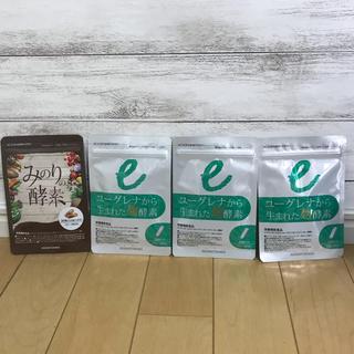 ユーグレナから生まれた麹酵素とみのりの酵素1袋おまけセット(ダイエット食品)
